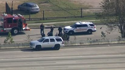3 Texas officers shot trying to serve warrant: Sheriff