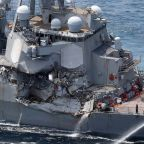 USS Fitzgerald Investigation Puts Navy at Fault for Deadly Collision