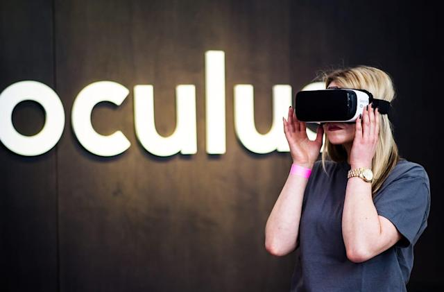 Oculus is helping students and nonprofits create VR content