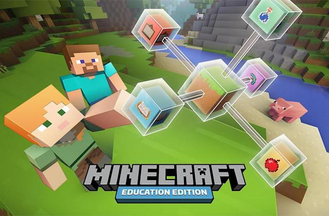 'Minecraft: Education Edition' launches in early access