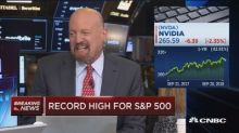 Cramer on Nvidia: If things are priced for perfection, th...