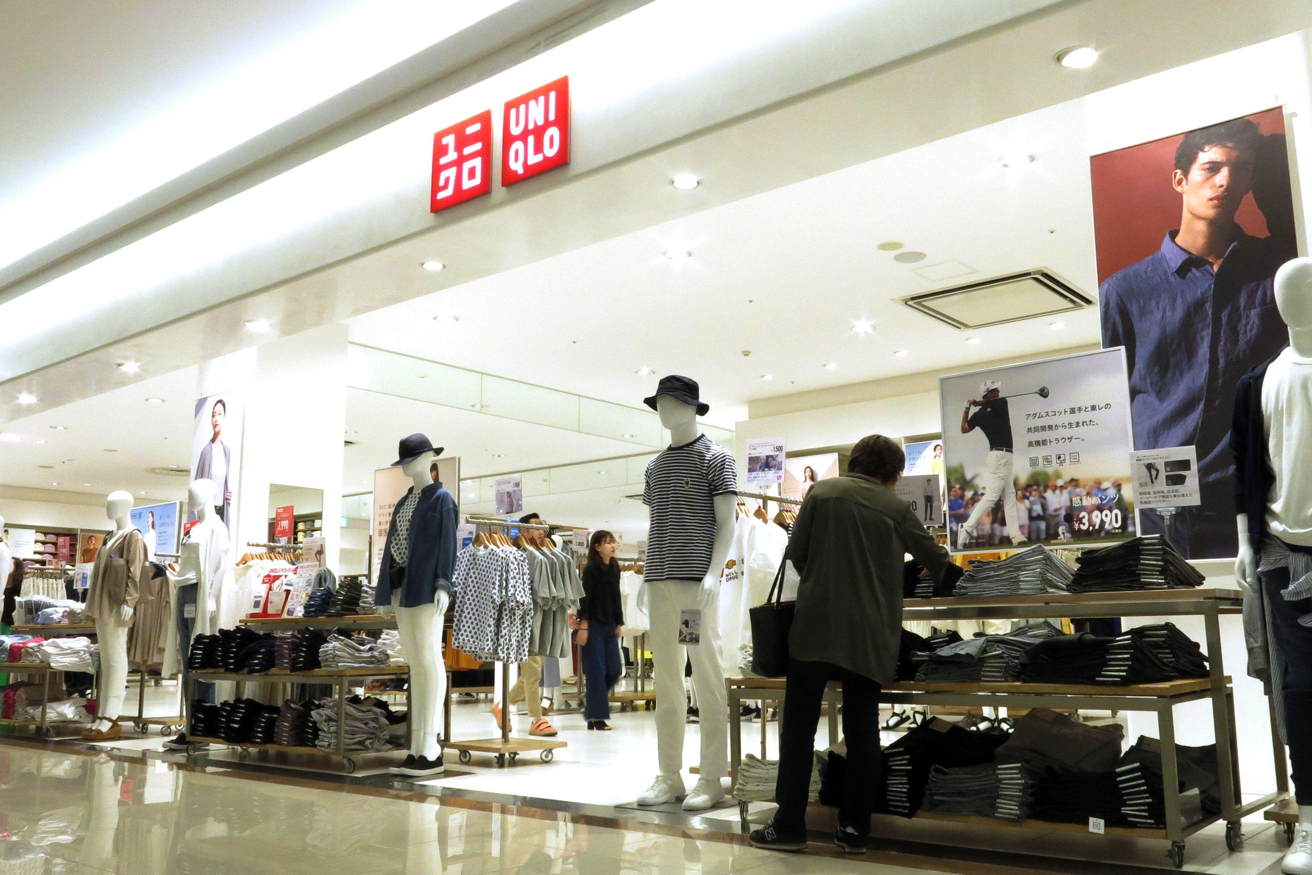 Uniqlo says 460,000 online accounts accessed in Japan hack