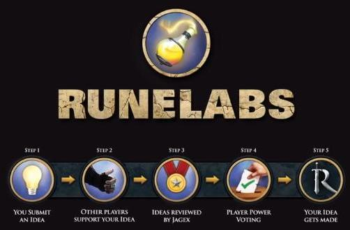 RuneScape opens RuneLabs for player suggestions
