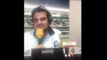 Comentarista de rádio associa 'senzala' a Marinho e se desculpa
