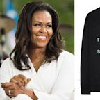 Michelle Obama Launches Book Tour Merchandise Covered in Her Most Inspirational Quotes