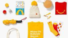 "McDonald's® Unveils New Online Merchandise Shop, ""Golden Arches Unlimited,"" for Big Mac Burger Lovers, Fry Enthusiasts and More"