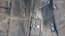 Iran condemns U.S. strikes in Syria, denies attacks in Iraq