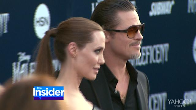 Brad and Angelina Speak Out About 'Maleficent' Attack