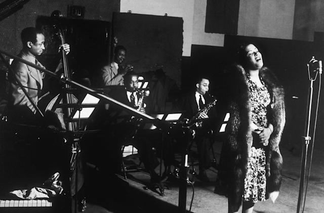 Billie Holiday's hologram is slated to play the Apollo theater