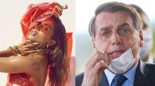 """Anitta diz o que gostaria de mudar no Brasil: """"O presidente"""""""