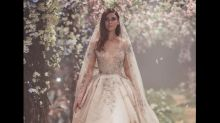 Enchanting Disney-inspired couture dresses will start brides on their happily ever after