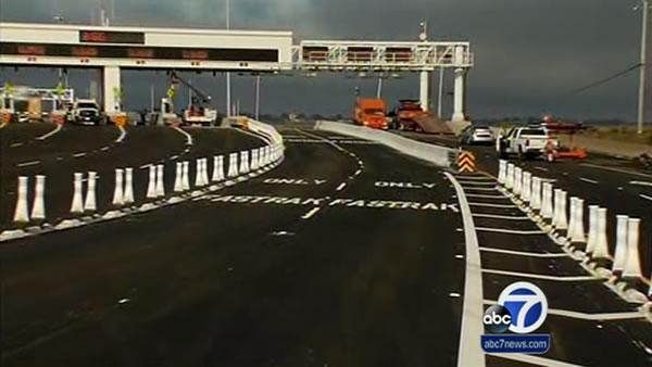 Less than 48 hours to go until Bay Bridge reopens