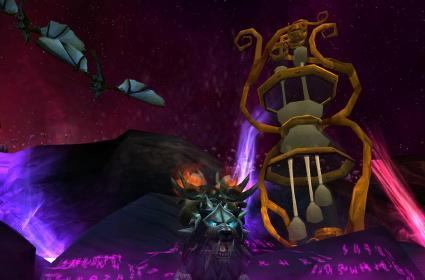 Around Azeroth: Here there be dragons