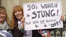 Women lose state pension age appeal against government