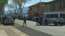 French police say shoppers have been taken hostage in supermarket