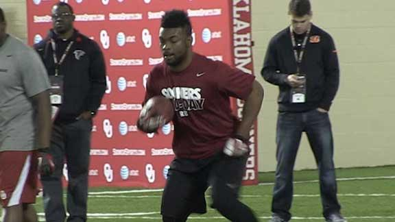 PRO DAY: Damien Williams