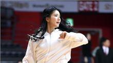 [MD PHOTO] 性感啦啦隊女郎熱舞助陣韓國職業籃球比賽