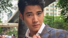 Mario Maurer enjoys working on his first HK film