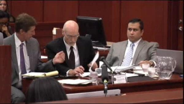 Defense delivers closings in George Zimmerman trial