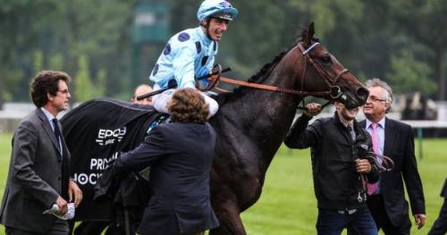 Hippisme - Star EpiqE / Jockeys - Jean-Bernard Eyquem : «J'ai eu l'impression d'être Moïse»
