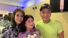 Lisa Ch'ng assures Mat Yeung's doing fine