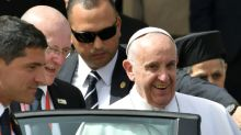 Pope says 'demagogic' populism does not help peace