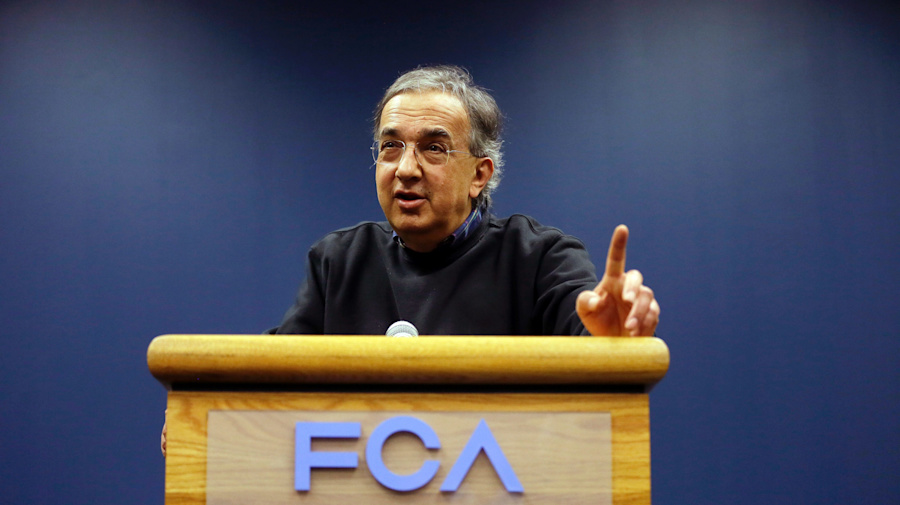 Health issue sees Fiat Chrysler chief Marchionne replaced by Jeep boss