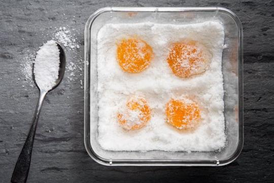 how to use egg yolks in cooking