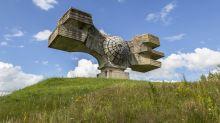 17 extraños monumentos comunistas que siguen en pie en los países de la antigua Yugoslavia