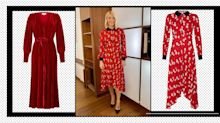 Holly Willoughby's stylish This Morning dress is on sale