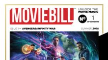"Marvel Studios' ""AVENGERS: INFINITY WAR"" Goes Beyond The Screen In First-Ever Moviebill Edition Available Nationwide Only At Regal Cinemas"