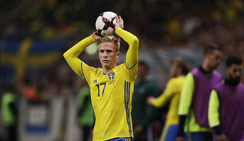International: Wendt tritt aus schwedischem Nationalteam zurück