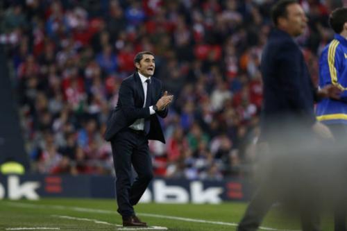 Mais perto? Favorito no Barça, Valverde deixa o Athletic Bilbao