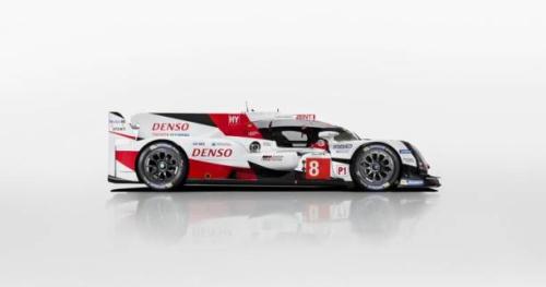 Auto - WEC - Toyota dévoile sa TS050 à Monza