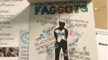 Flier At Cleveland State University Encourages LGBTQ Students To Kill Themselves