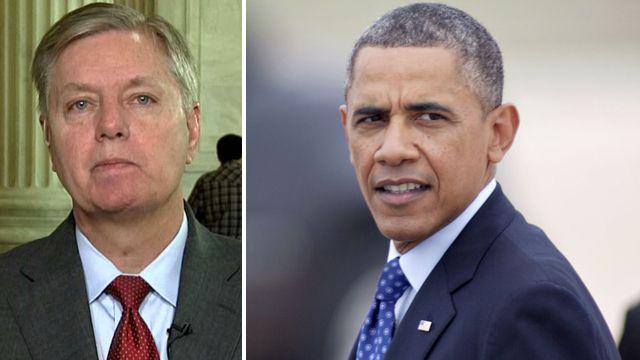 Graham: Obama is 'insulting' the American people