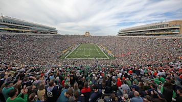 Irish's 273-game sellout streak coming to an end