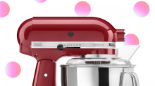 KitchenAid Just Announced 4 New Colors & We Want To Cook With Them All