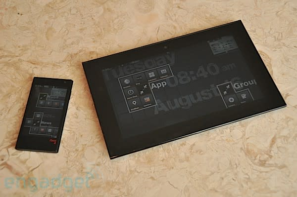 Fusion Garage Grid 10 tablet and Grid 4 smartphone hands-on