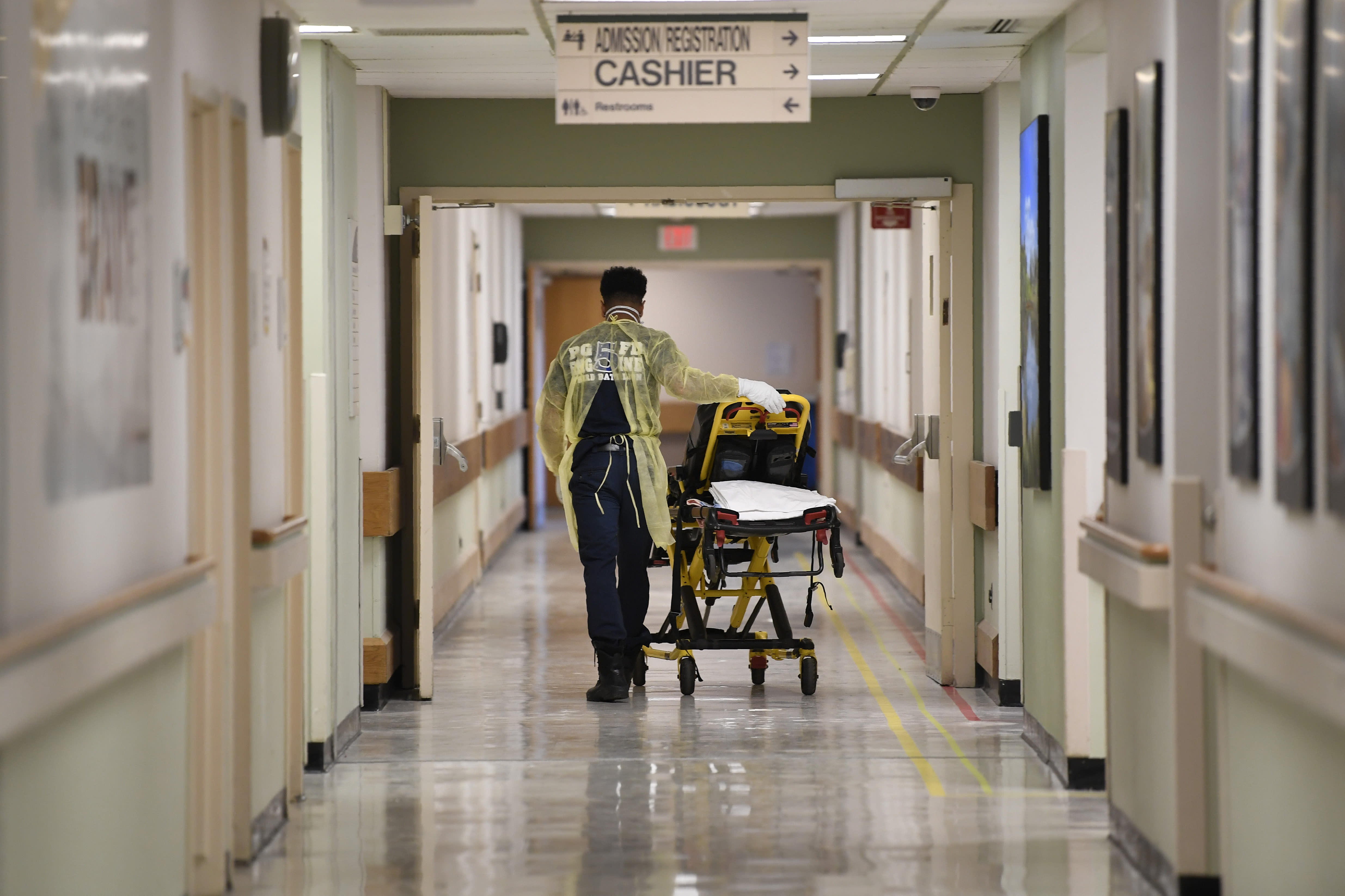 'Someone has to pay' for the rising U.S. health care costs