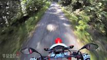 A 250cc middle finger to the government shutdown, now with more stream crossing!