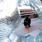 Hong Kong violence prompts reminder that China troops close at hand