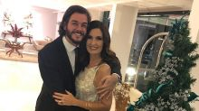 Fátima Bernardes conta que namoro a ajudou a relaxar após separação