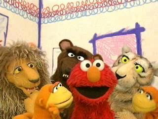 Elmo S World The Great Outdoors