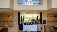 Marriott Vacations Worldwide Raises $250,000 for Local Children's Miracle Network Hospital at the 22nd Annual Caring Classic Charity Golf Tournament