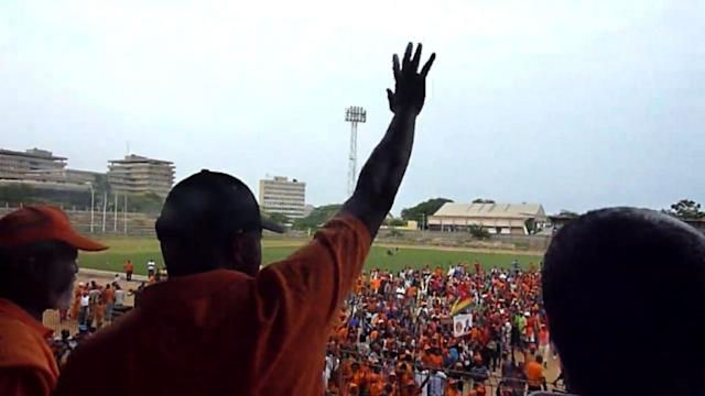 Togo candidates make last-minute pitches to voters