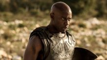 Yes, Achilles in Troy: Fall of a City is black. Good.