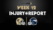 Final Saints-Broncos injury report: Denver rookie WR Jerry Jeudy questionable