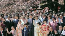 Cherry blossoms prompt full-blown scandal for Japan's PM