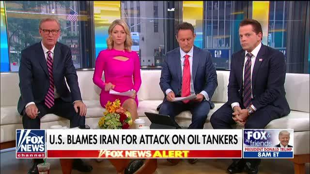 Anthony Scaramucci on escalating tensions with Iran, replacing Sarah  Sanders at White House
